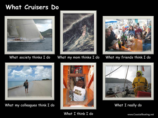 What Cruisers Do